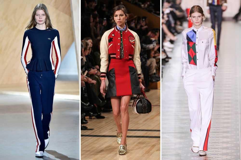 Athleisure wear, l'abbigliamento sporty chic che fa tendenza
