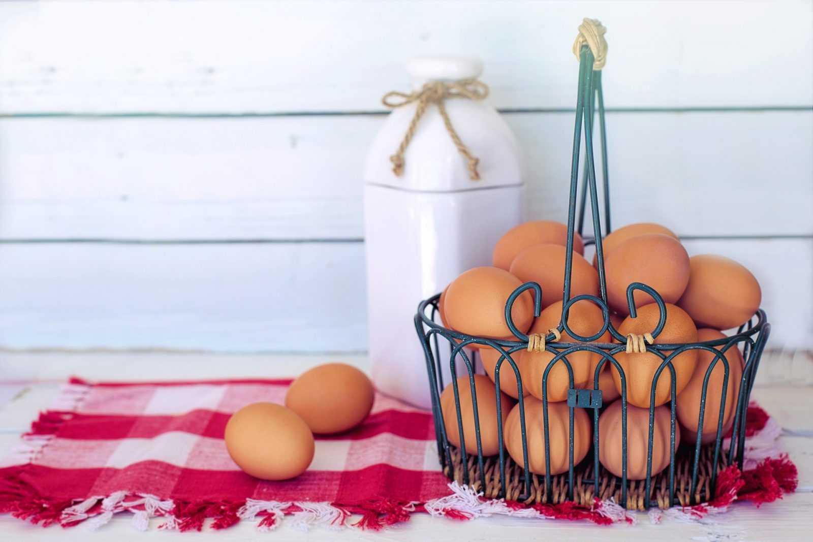 Benefici dell'uovo per la nostra vista