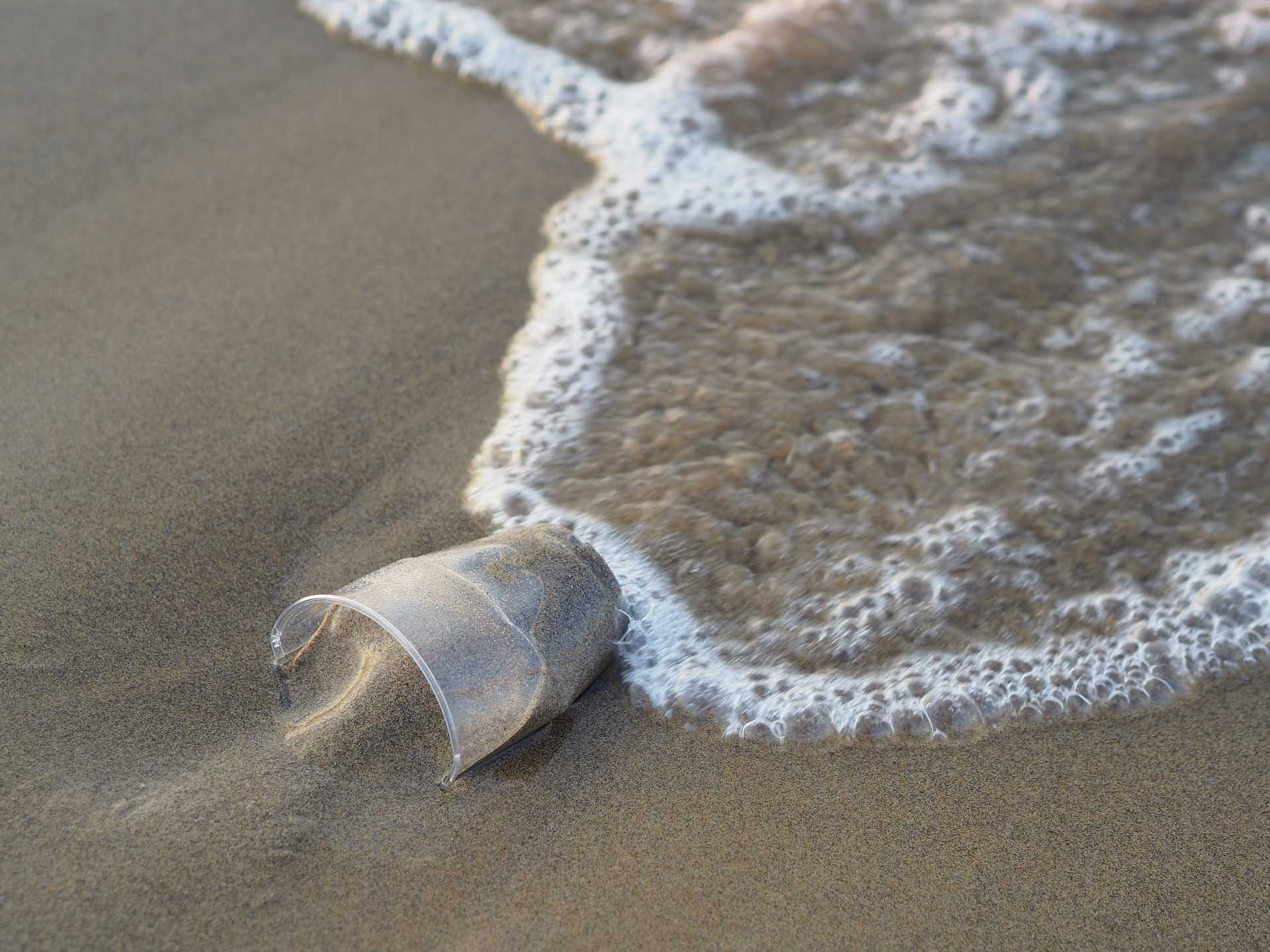 Le maree di plastica negli oceani