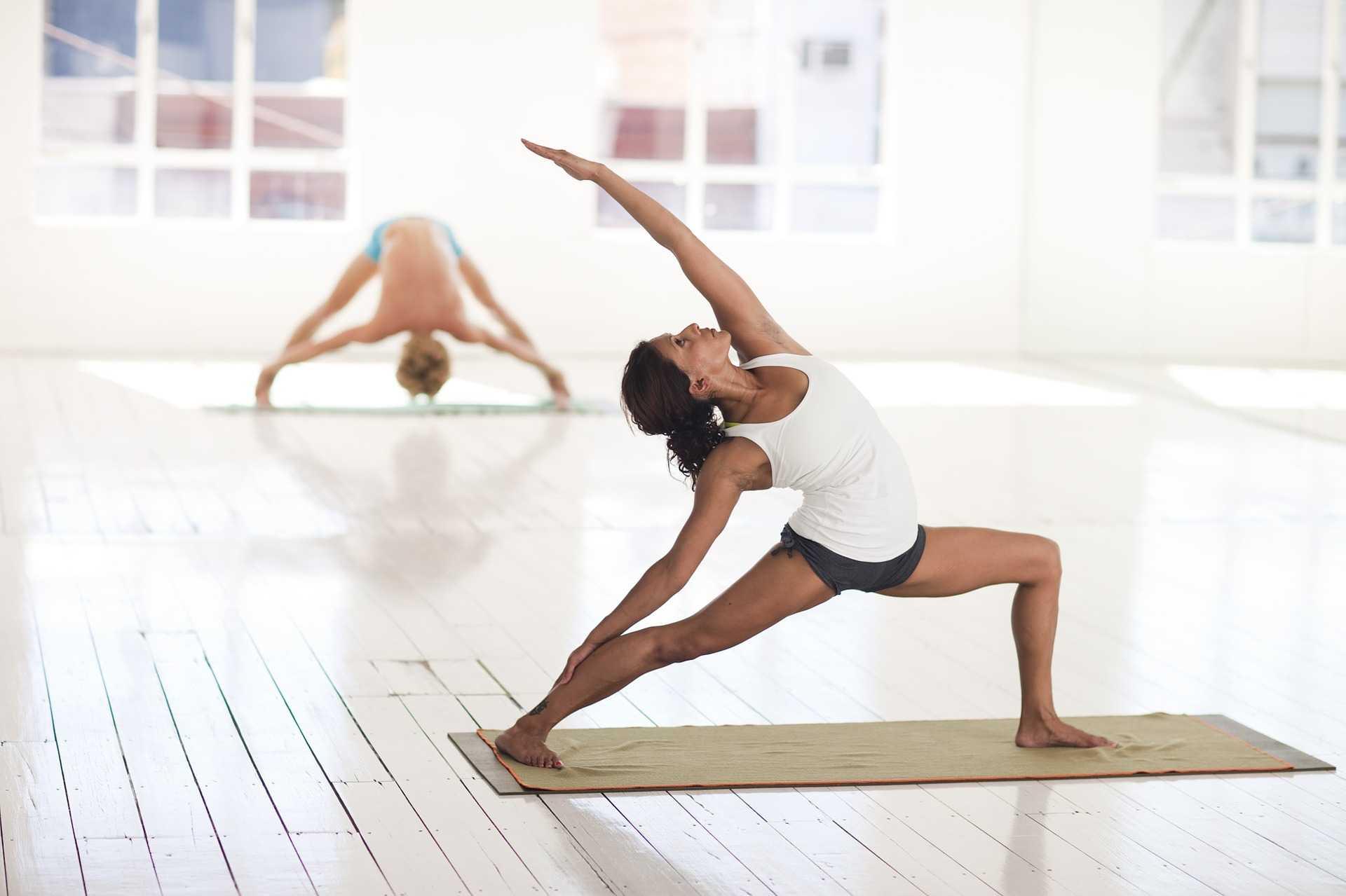 La diffusione dello Bikram Yoga