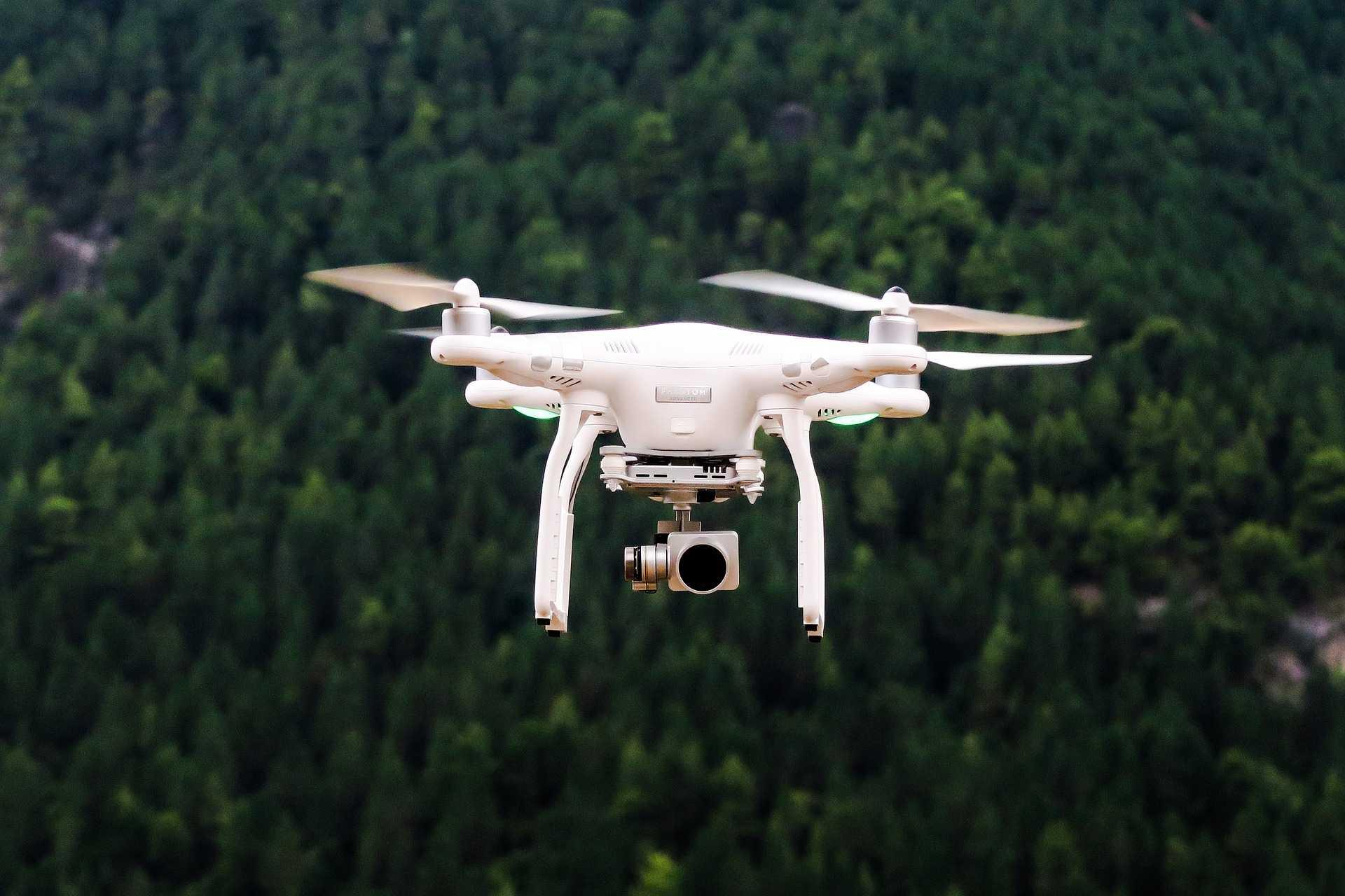 consegne con i droni